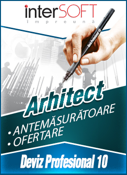 Arhitect program devize