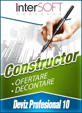Constructor - soft devize